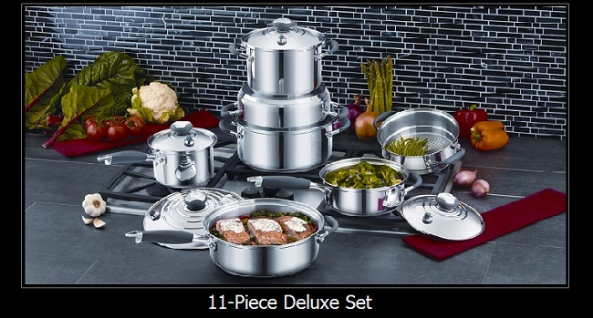 Kitchen Charm deluxe set