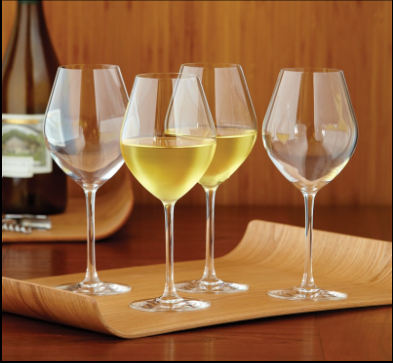 gala wine glasses